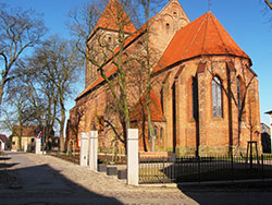 St. Thomas Kirche Tribsees